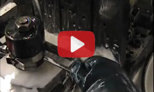 High Speed Broaching Video
